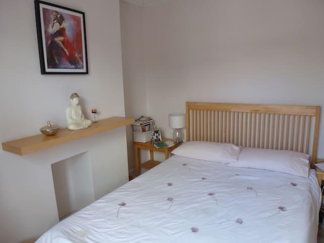 Relaxing, Sunny Double Bedroom