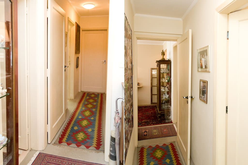Charming room** in Itaim Bibi / SP