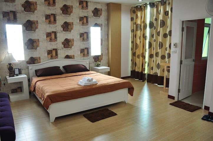 The Room Phatthalung 5 - Tambon Khuha Sawan - Daire