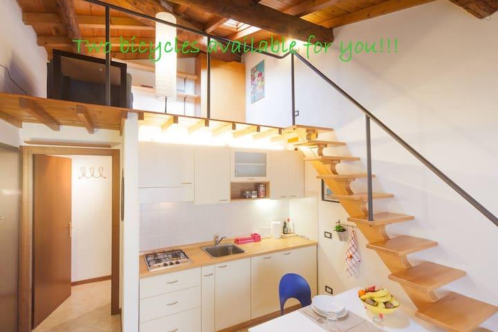 Residenza Vicolo Lungo - Apartments for Rent in Verona, Veneto, Italy