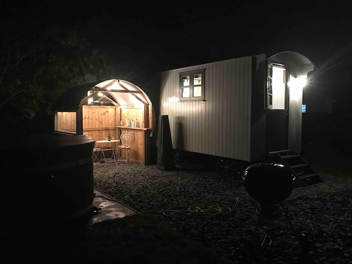 Robins Rest In the North York Moors glamping