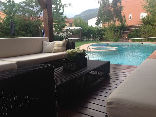 casa con piscina en jarandilla  - caceres - Chalet