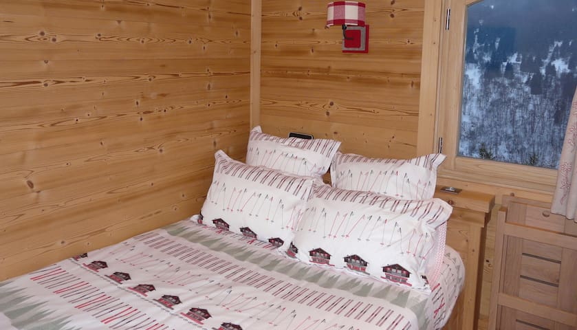 Edelweiss - Chambre - Bedroom