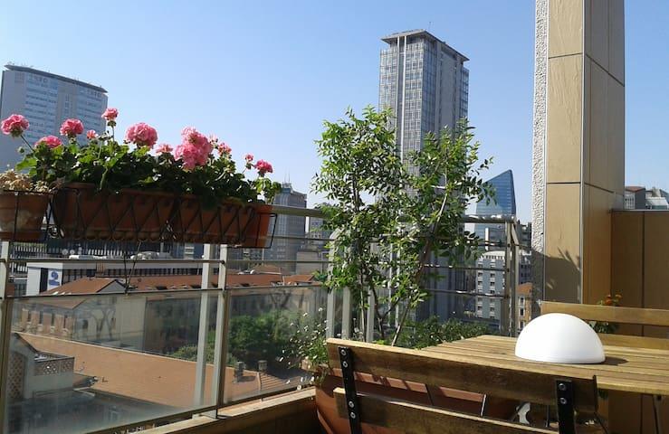 il terrazzo