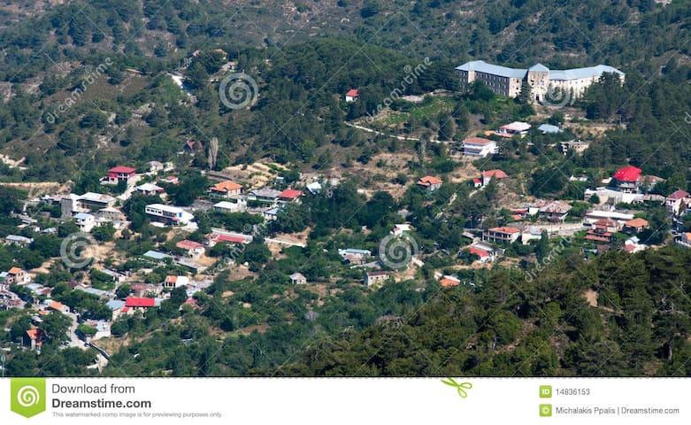 Prodromos(Troodos mountain), Cyprus - Prodromos - Casa
