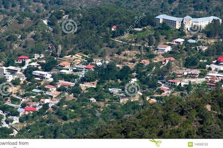 Prodromos(Troodos mountain), Cyprus - Prodromos - Ház