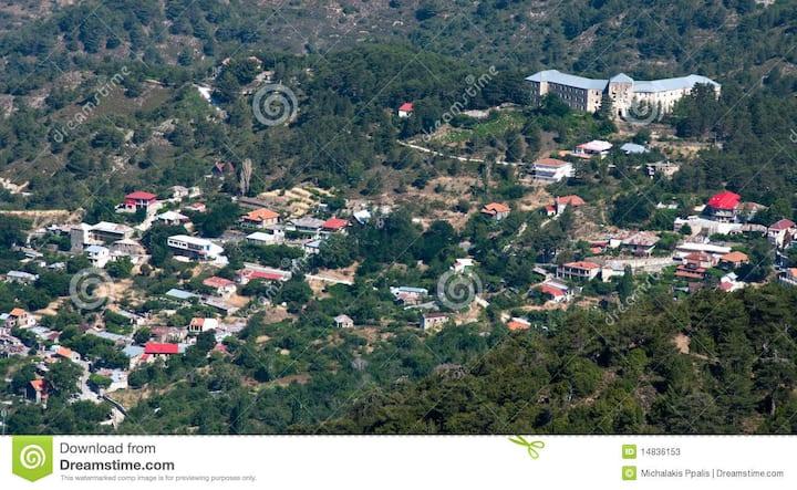 Prodromos(Troodos mountain), Cyprus