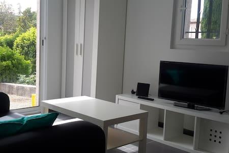 studio dans propriété avec piscine - Cabriès
