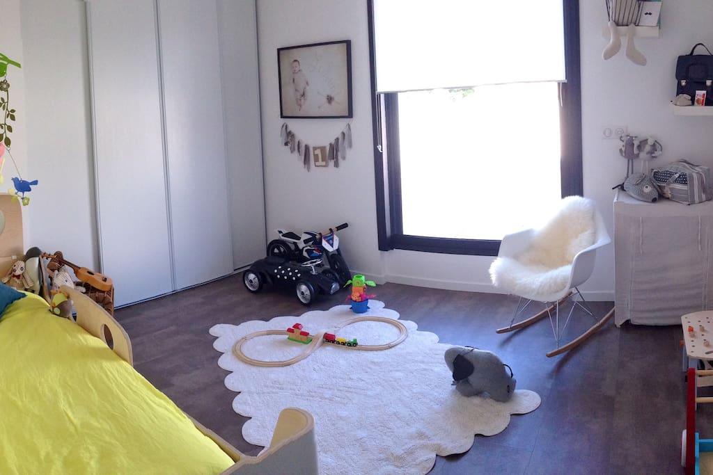 Premiere chambre d'enfant