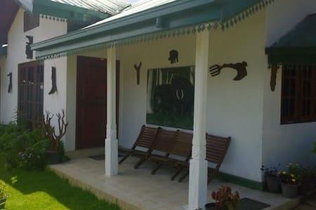 Hill wood Bungalow - Nuwara Eliya - House