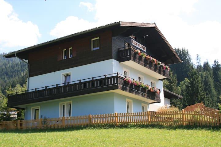 Alpine Apartment Oliver 1 - Wagrain - Apartmen