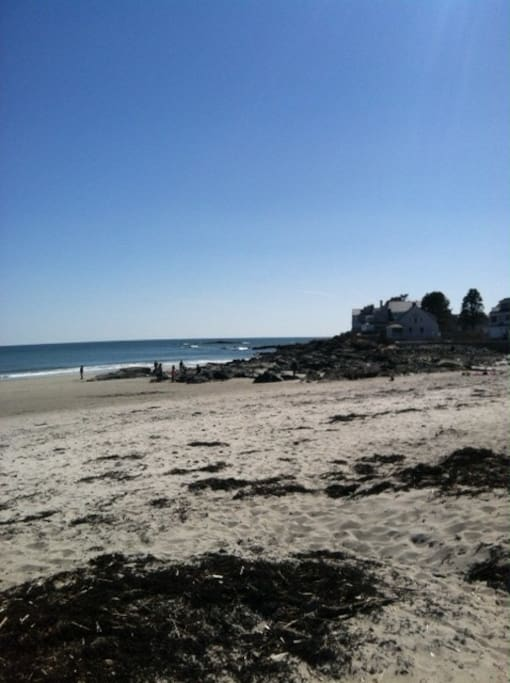 Mother's beach Kennebunk, less than 2 miles