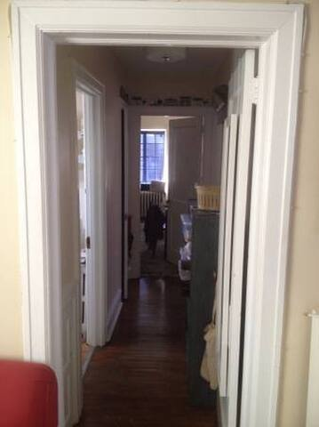 Charming 2nd floor walkup - Jenkintown - Daire