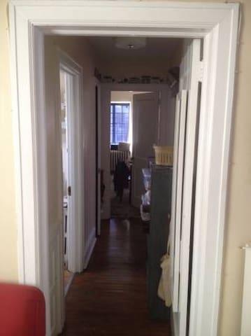 Charming 2nd floor walkup - Jenkintown - 公寓