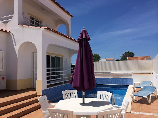 Villa Algarve-A/C-Private pool - Porches - House