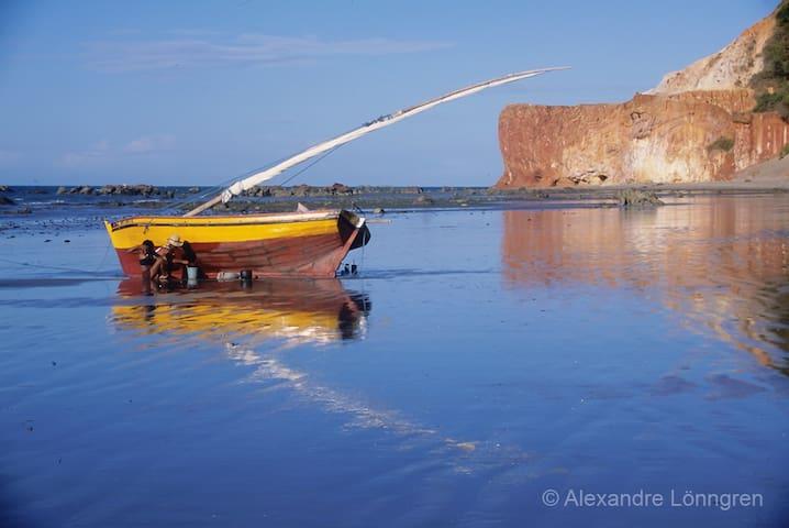 Casa rustica litoral de Icapui-CE