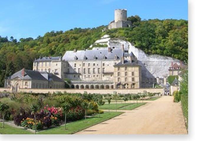 Château de La Roche Guyon