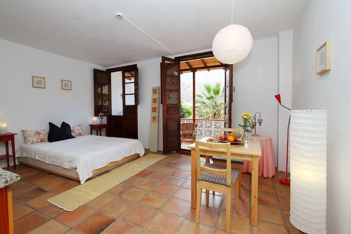 Studio Lindo / Casa Creativa - schön und günstig - Hermigua - Apartament