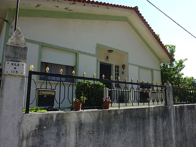 Agreable maison et grand jardin - Rio Mau - Casa