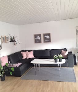 Hyggeligt hjem 20 min. fra Aalborg - Hjallerup - Haus