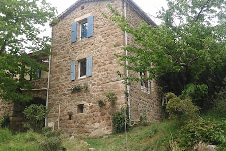 Maison ardéchoise - Saint-Maurice-en-Chalencon