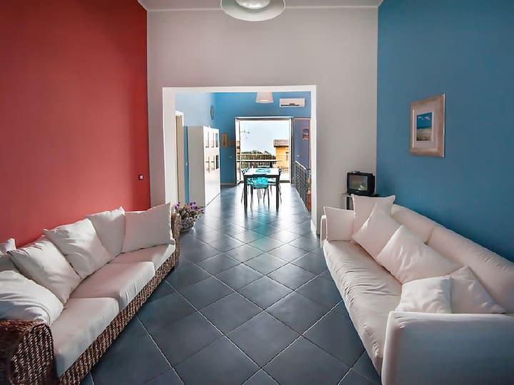 Beach house in Taormina