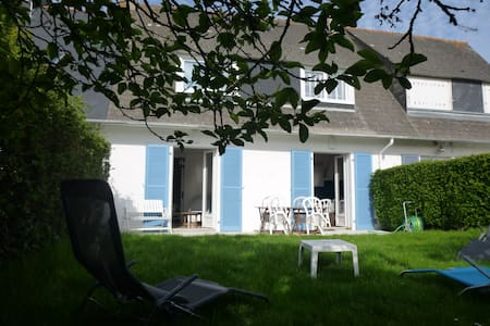 Fully equiped 100m2 house near sea - Saint-Lunaire