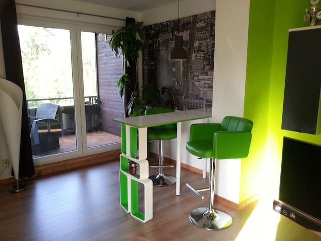 Schöne Wohnung im Grünen nähe HH - Heidgraben - Квартира