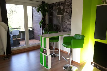 Schöne Wohnung im Grünen nähe HH - Heidgraben - Apartmen