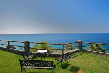 Andy's Place, Amazing Sea View, GR - Posidi
