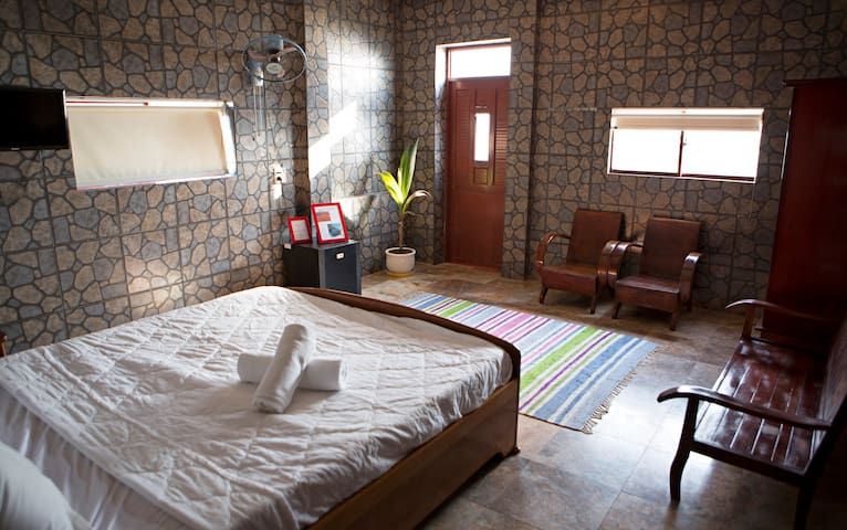 Source Lodge 6 - Standard Double - tp. Phan Thiết - Bed & Breakfast