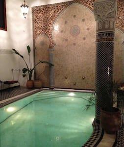 2 rooms 2 persons- Riad Jamaï - Fez