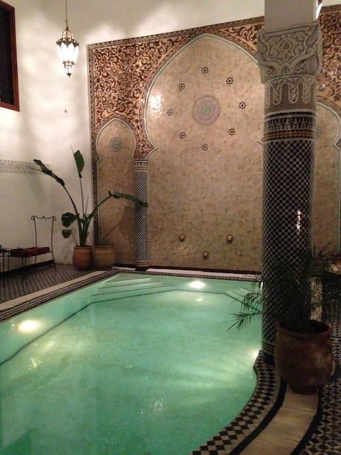 2 rooms 2 persons- Riad Jamaï