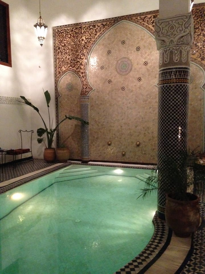 2 rooms 2 persons- Riad Jamaï