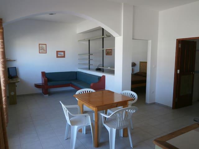 Miniappartamentin clima di morabeza