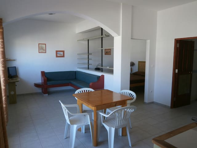 Miniappartamentin clima di morabeza - Tarrafal - Leilighet