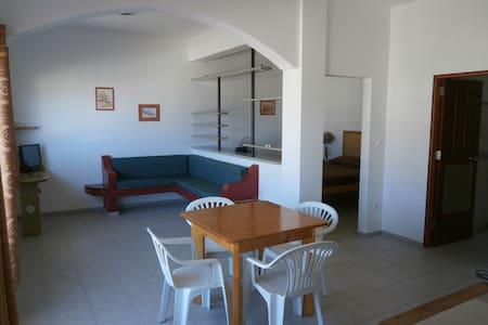 Miniappartamentin clima di morabeza - Tarrafal - Lägenhet