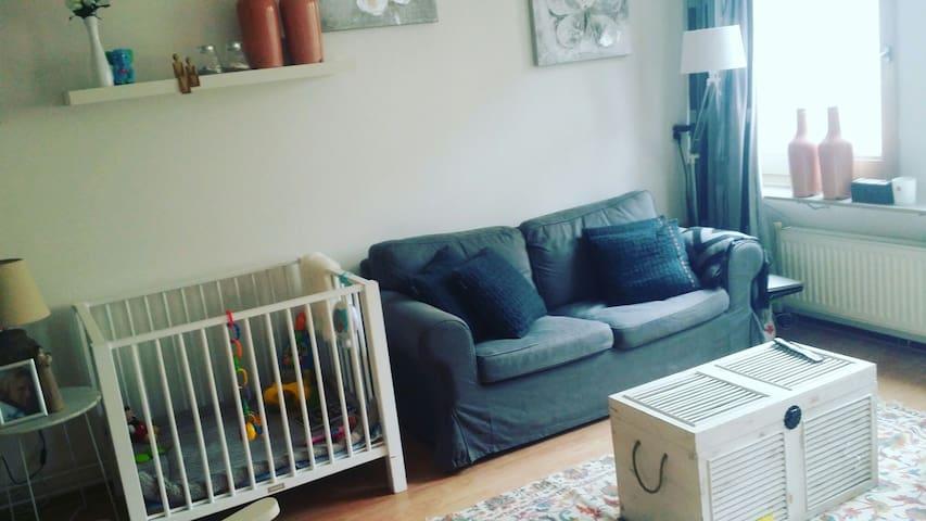 Gezellig huisje centrum Leeuwarden - Leeuwarden - Appartement