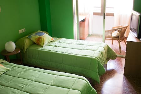 Oceanografic Lovely Room with Balcony & Priv. Bath - València