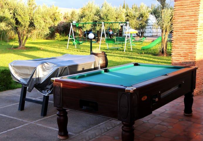 Pool/ Playground for kids