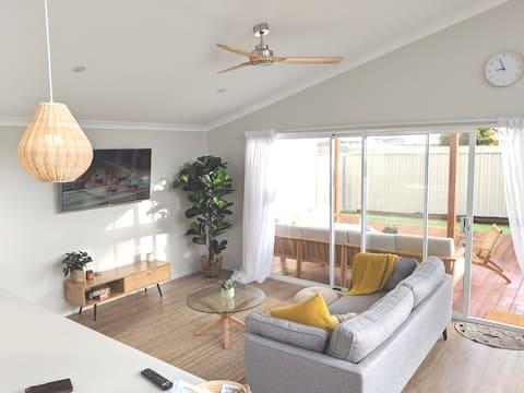 Modern Central Busselton Beach House