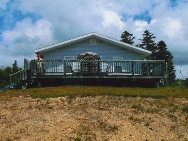 Cape Breton By the Sea Cottage