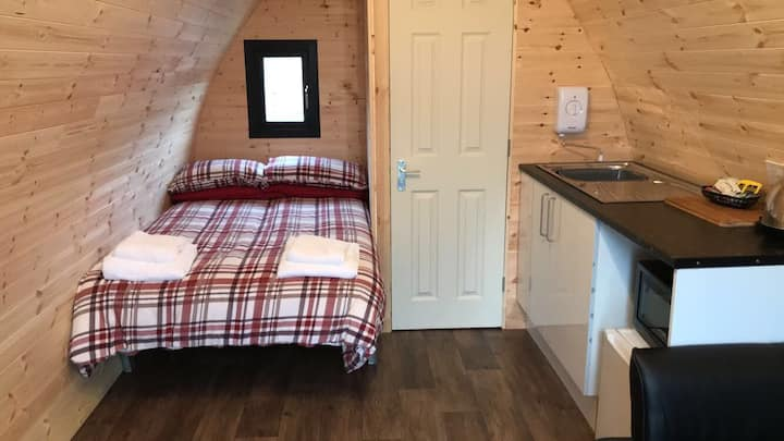 Arisaig Glamping Pods