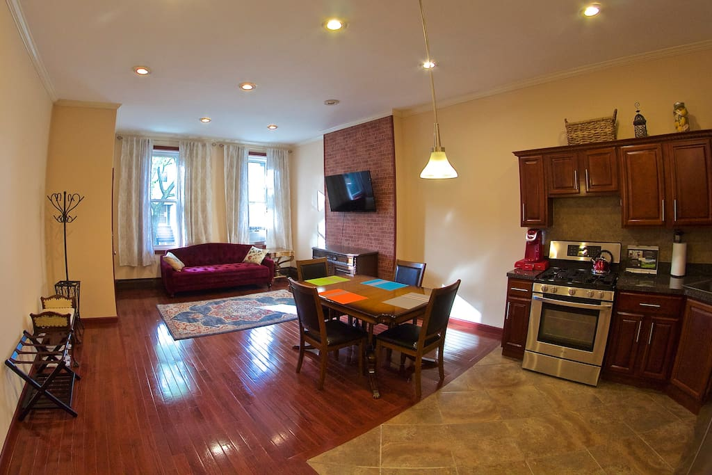 Charming 2 bedroom apartment in brooklyn apartments for rent in brooklyn new york united states for Two bedroom apartments in brooklyn ny