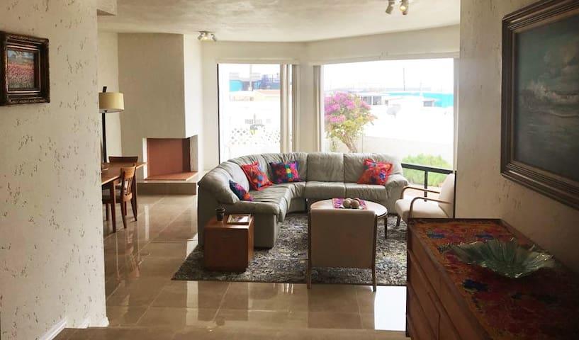 Ocean View Villa Delux