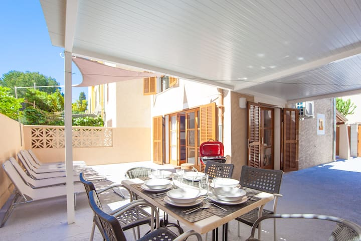 CA NA FINA - Chalet for 6 people in Port d'Alcúdia.