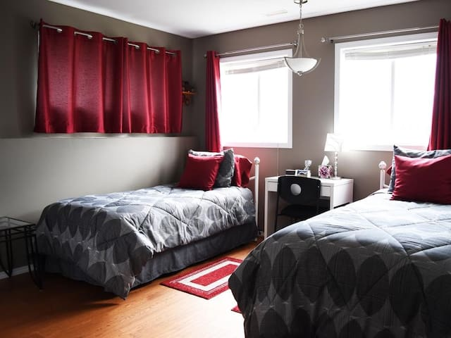 Double or Twin Canadian Room