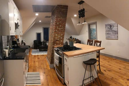 One bedroom center city near parks and downtown