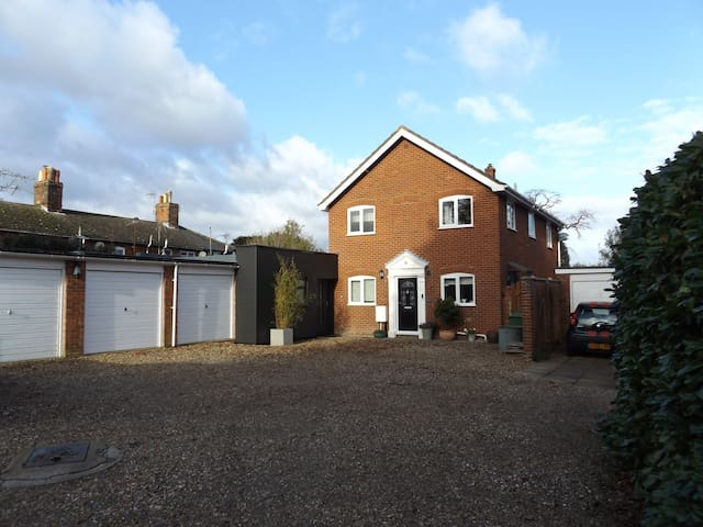 Beccles  - Self Contained Private Annex