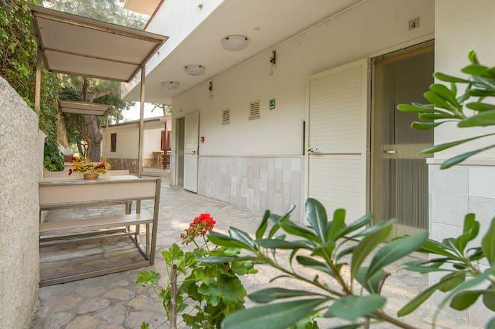 Holiday apartments Gargano • Rivablu - Rodi - Teljesen felszerelt lakás